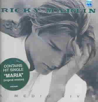 MEDIO VIVIR BY MARTIN,RICKY (CD)