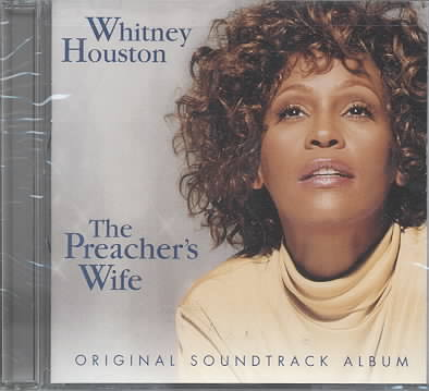PREACHER'S WIFE (OST) (CD) -